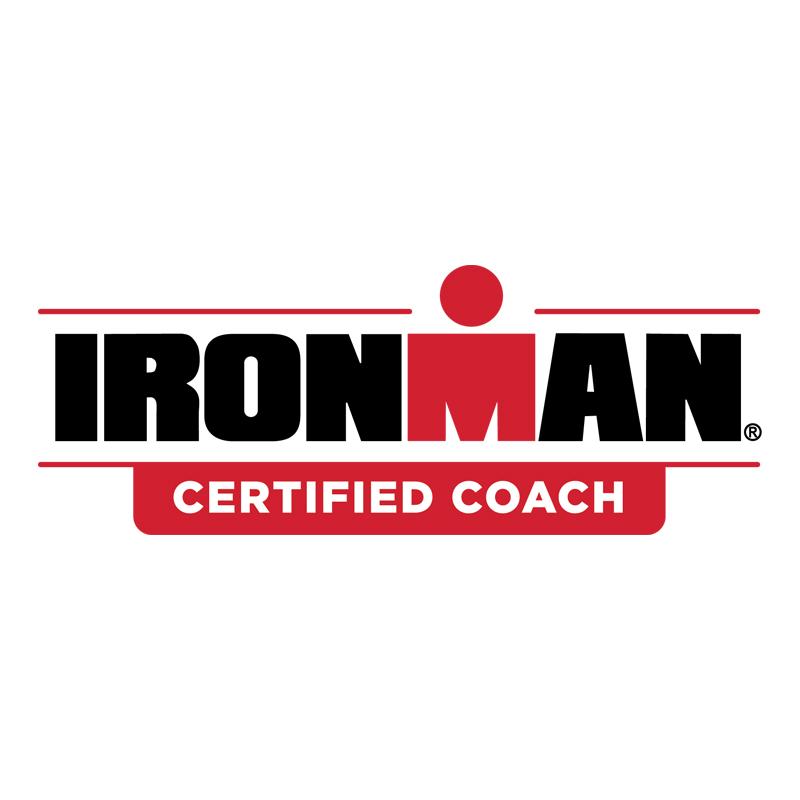 Ironman certified Coach badge
